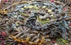 unplugged 2014 (My Sweet Prairie - Monika Kinner) Tags: embroidery yarn fiberart stitchery handstitching