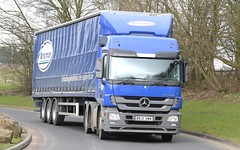 Mercedes Actros 6x2 Wincanton DE12XWM  Frank Hilton 20032015 032 (Frank Hilton.) Tags: classic truck frank photos transport hilton lorry trucks frankhilton20032015