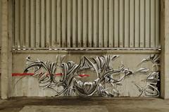 Antistak (Re PiEd) Tags: white black graffiti noir spray blanc dely spazm smerg antistak