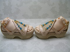 BJD Doll Shoe Dollshe 005S-side view- for Ausley Love by Dollshe (Kim Zentner) Tags: may25