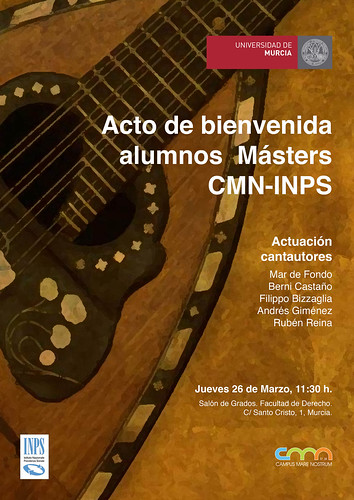 cartel cantautores INPS