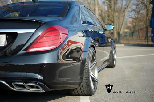 Mercedes-Benz S-Class в тюненге от Moshammer