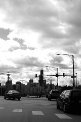 Chicago Skyline. (JH Photography (Bokeh Boyz)) Tags: pictures street city summer people urban blackandwhite bw chicago color beautiful contrast 35mm subway 50mm photo spring amazing nikon exposure downtown time photos pics unique abril streetphotography like chitown style trains pic oldschool best follow retro iso talent chi shutter april network dslr friday build freetime nocrop beginner starting 2015 retrostyle mytime d3200 nikonphotography