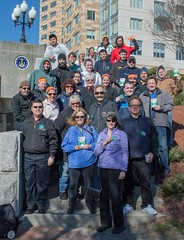 River Clean Up Volunteer Crew