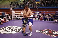 Deportividad (Alfredo Blanquer (Konqueror)) Tags: sport pentax santos deporte boxing tigre benidorm boxeo attou k5ii