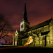 Lights On - Holy Trinity Church, Wentworth.