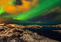 DSC_2748 (tomas.bartusek) Tags: norway aurora lofoten northernlights auroraborealis polarlights