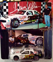 #51-7, Davey Allison, #28, Havoline, Pictures with real hot wheels and their diecast (Picture Proof Autographs) Tags: photograph photographs inperson pictureproof photoproof picture photo proof image images collector collectors collection collections collectible collectibles classic session sessions authentic authenticated real genuine sigatures diecast auto autos vehicles vehicle model toy toys automobile automobiles autoracing sport sports nascar series winstoncup sprintcup busch nationwide fred frederick weichmann moviecars hollywoodcars hollywood movie tv car cars nhra autographs hotwheels hot wheels their 164 scale die cast
