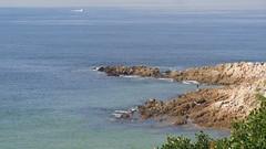Lookout Beach (Rckr88) Tags: ocean africa travel sea beach nature water rock southafrica outdoors bay coast rocks south lookout coastal coastline westerncape plettenberg rockycoastline plettenbergbay lookoutbeach