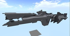 Halo Frigate Update v3 (Begocer) Tags: life 2 3 dawn 1 doors mesh flood time lock halo next your secondlife when second reach yet frigate forward bego prim lehmann the knocks unto not begocer