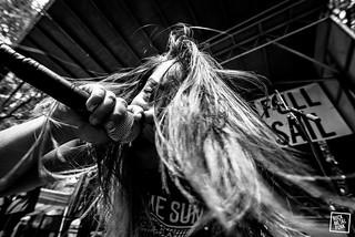 16.07.16 - Bad Seed Rising - Vans Warped Tour Columbia // Shot by Jake Lahah