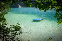 Plansee (Chris Buhr) Tags: plansee sterreich austria urlaub sommer boot lake see ship summer blue blau lagune leica mp outdoor 35mm summilux chris buhr