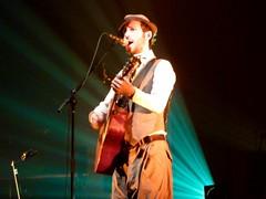 Charlie Winston - Znith, Montpellier (2010) (kekelmb) Tags: charliewinston znith montpellier 2010 concert