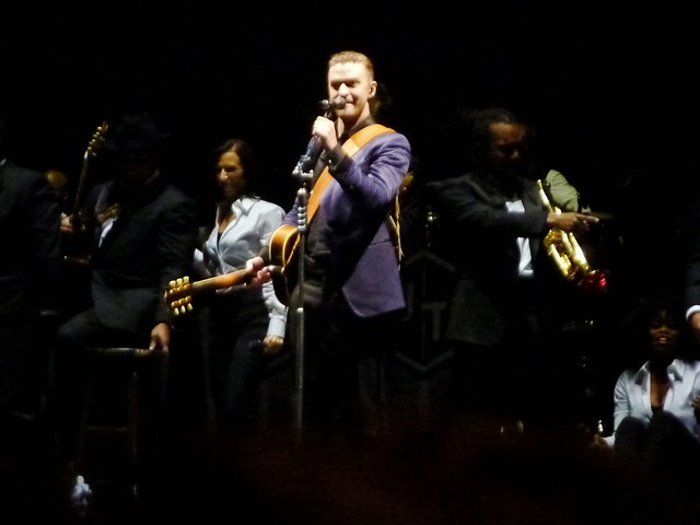 Justin Timberlake - The 20-20 Experience World Tour - Stade de France, Paris (2014)