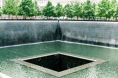 9/11 Memorial - NYC (MarinSD) Tags: nyc newyorkcity newyork worldtradecenter terrorism twintowers 911memorial