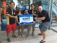 #Divers4SharksNRays, Aquaventure Whitetip Bohol, Philippines (Project AWARE Foundation) Tags: projectaware divers4sharksnrays cites