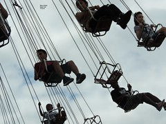 New Jersey State Fair   10-10-16 (local1256) Tags: elephant animal ride statefair meadowlands carnaval rides streetfair elephantride northjersey newjerseystatefair carnavalrides