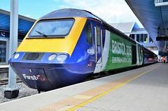 43148 (stavioni) Tags: city car speed train reading high power diesel great first western intercity inter 125 hst gwr class43 fgw 43148