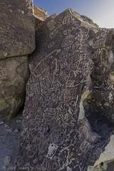 The Morning News (W9JIM) Tags: w9jim rockart petroglyph volcanictablelands bishopca 7d2 1635l