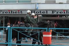 Erdogan-Demo-Köln-31-07-2016-Deutzer-Werft (96) (andreastrojak) Tags: pferde reiter polizeipferde recep tayyip erdoğan demo kön 31072016 deutzerwerft grosdemo polizei polizeigroseinsatz demonstration türkei türken deutschtürken fans