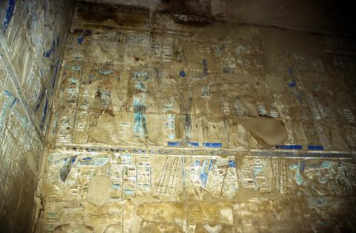 "Ägypten 1999 (294) Karnak-Tempel: Akh-menu des Thutmosis III. • <a style=""font-size:0.8em;"" href=""http://www.flickr.com/photos/69570948@N04/28416250660/"" target=""_blank"">View on Flickr</a>"