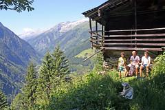 Poacher's Hut (Fozzman) Tags: summer vacations 2016 zillertal ziller valley alps alpen