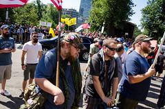 "Massachusetts State House/ GOAL, AG Protest (Kristin ""Shoe"" Shoemaker) Tags: boston bostoncommon massachusetts goal protest attorney state house maura healy 2a"