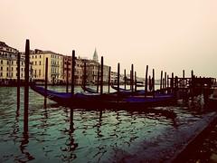 N. 1 (rolandeschain_) Tags: venezia venice italy italia travel winter sea mare gondola