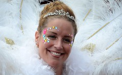 zomercarnaval 2016 (daaynos) Tags: zomercarnaval carnaval carnival festival colors colours rotterdam smile woman girl beauty teeth mouth