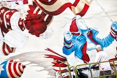 Budweiser (Always Hand Paint) Tags: b198 budsummer kristamlindahl ooh outdoor colossalmedia alwayshandpaint skyhighmurals advertising colossal handpaint mural muraladvertising progress budweiser budweiserprogress streetlevel beer alcohol