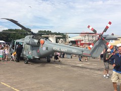 Westland Lynx Mk3. (howdontrucks) Tags: royal navy mk3 lynx westland