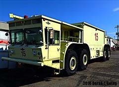 OshKosh ARFF Truck (CODE 4 NORTH) Tags: arff airport fire spaamfaa oshkosh