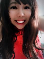 When girls have fun. 😘 (xiaostar01) Tags: kawaii crossdresser mtf boytogirl otokonoko 女子裝 女裝 偽娘 男の娘