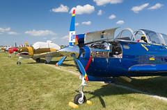 unknown T-34, Oshkosh (wwshack) Tags: airventure2016 beechcraft eaa eaaairventure kosh mentor osh oshkosh t34 usnavy usa unitedstates whittmanregional wisconsin