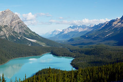Peyto Lake, Canadian Rockies (deanamcneish) Tags: peytolake canadianrockies lake naturalwonder