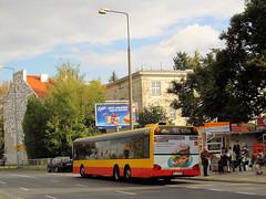 Solaris Urbino 15, #8706, MZA Warszawa (transport131) Tags: bus autobus mza warszawa ztm warsaw solaris urbino