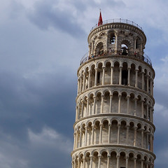 La torre tomando el sol (a_marga) Tags: pisa toscana tuscany italia italy torre inclinada leaning tower