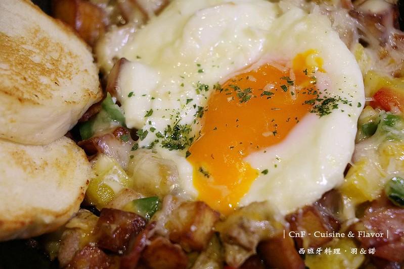CnF西班牙、早午餐 & 風味料理60