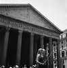 Pantheon (imanol6x6) Tags: trix 400 kodak 120 6x6 500x500 film bw blackandwhite mediumformat mf nophotoshop rolleiflex trl f28 roma architecture street portrait
