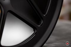Vossen Forged- LC Series LC-104 - Satin Black - 46990104 -  Vossen Wheels 2016 -  1003 (VossenWheels) Tags: forged forgedwheels lc lcseries lc104 madeinmiami madeinusa satinblack vossen vossenforgedwheels vossenwheels wheels vossenwheels2016