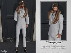 #7 - I CAN BE YOUR PRINCE (Pedro Royal) Tags: no levenchy plastix davidheather rowne huschen blog pedro royal sl second life 2life