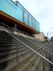 Otago st glasgow steps (dddoc1965) Tags: dddoc davidcameronpaisleyphotographer september 23rd 2016 kenny ried glasgow buildings parks shop fronts fountain polish people churches mosque water