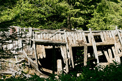 mt_garnet_cabin.jpg (BradPerkins) Tags: abandonedtown lines ghosttown ghost abandonedcabin garnet cabin montana wood shadows cabininthewoods
