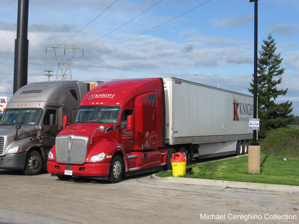 Central Refrigerated Trucking Company The World's Best Photos of t680 and trucking - Flickr Hive ...