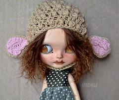FA - Annie (and her cute hat ^.^)