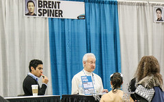 Brent Spiner (RichmondPest) Tags: startrek anime vancouver comics cosplay scifi data brentspiner tradeandconventioncenter canon2470f4l canon70d vancouverfanexpo 2015vanfanexpo