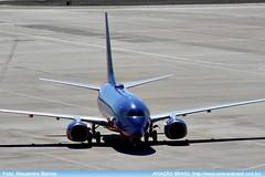 Southwest Airlines - N282WN (Aviacaobrasil) Tags: lasvegas southwestairlines boeing737700 mccarraninternationalairport alexandrebarros