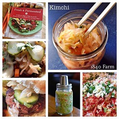 "I promised to share my recipe for homemade kimchi today.  A promise is a promise, so I just published the recipe and instructions to the blog.  You'll find the post at the address below.  I want to say thank you to @sasquatchbooks for sending me the beaut • <a style=""font-size:0.8em;"" href=""http://www.flickr.com/photos/54958436@N05/16671138053/"" target=""_blank"">View on Flickr</a>"