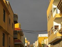 El Burrero (Risager) Tags: sunshine clouds sunny grancan elburrero