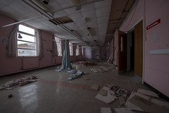 Birch Hill Hospital, Rochdale (True British Metal) Tags: abandoned hospital manchester hall decay victorian clocktower urbanexploration ward derelict decayed birchhill rochdale ue urbex workhouse greatermanchester